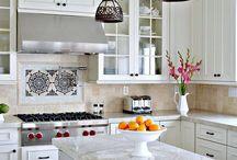 Kitchen colors / by Linnea