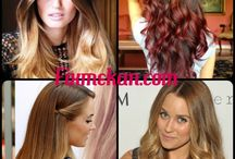 Saç Modelleri | Hair Tips