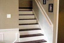 Cage d'escalier