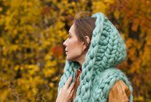 swetry warkocze i przeplatańce / robótki