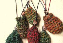 Craft - amulet pouch