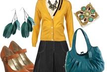 Fashion Inspiration / by Corinne