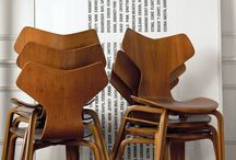 Industrial Design / Seating
