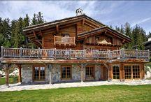 Luxury Chalet - La Grange de Crehavouettaz Chalet A / Luxury chalet of 650 m2, La Grange de Crehavouettaz Chalet A, Crans-Montana, Switzerland