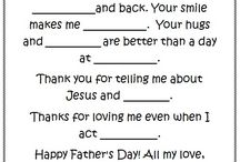 Father's Day! / by Marni Arnold