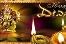 Happy Depawali / Diwali Blessings & Wishes!  Wish a happy Diwali with Lord Ganesha's blessings and beautiful lamps.