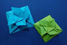 Origami enveloppe