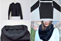 pulcsiból, sweaterből