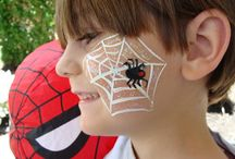Face Painting / by Reggie Chandler