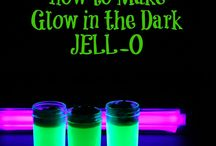 glow and the dark things