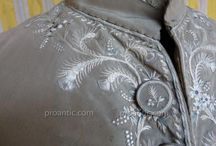 textiles anciens / textiles anciens 18e et 19e, et objets de curiosité