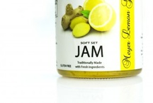 Artisan Jams / Fresh whole-fruit artisan jam made by Sutter Buttes Natural & Artisan Foods in California using local ingredients.
