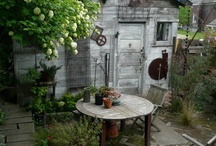 Outdoor Spaces / by Ashley Wilson