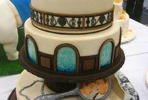 Titanic cakes