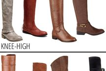 Boots :: / I created this board to get ideas on boots to wear in the fall and winter.