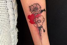 My Tattoo work / my tattoo work - black work, lines, dotwork, geometric, minimalism, illustration
