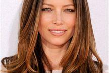 Hårmode / Ønske hårfarve