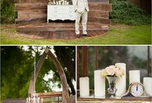 Weddings~Rustic Barn / For and Amelia Patterson