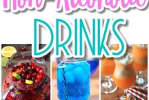 Nonalcoholic drinks