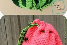 fruity crochet
