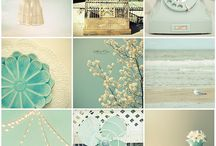 Color Inspiration / Moodboards