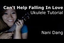 opi soittamaan ukulelea
