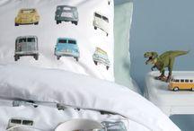 kleuter slaapkamer jongen