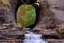 Waterfalls / by Elissa Long