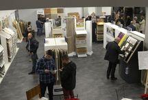 Exposición Gijón / Fotos de la exposición de decoración en Porceyo