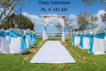Classy Celebrations Hervey Bay Wedding Decorator