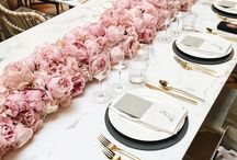 Table setting inspo / These always come in handy whether you're a yacht stewardess or housewife!