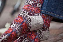 Носочки, чулочки