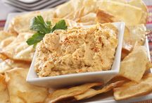 Bruce's Yams Appetizers / Dips and spreads featuring Bruce's Yams Cut Sweet Potatoes!