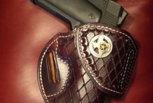 Gun leather / Holsters