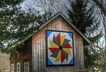 Quilt Barns / Quilts Outdoors