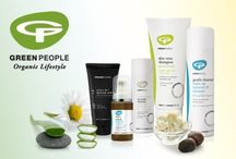 Green People...Alimenta tu piel de manera orgánica