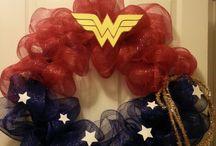 Inspiration - Wonder Woman