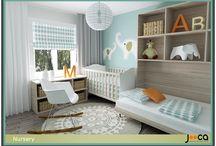 Baby Nursery / Beautiful baby nurseries