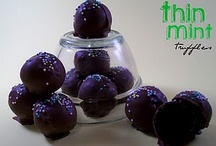Cake Pops/Balls/Truffles / Cake pops,balls,truffles,others  / by Mary Scheaffer