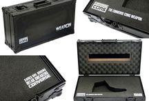 Converse Flight Cases / Flight cases made for Converse sneakers. we make flight cases for all types of equipment. So for more information visit Trifibre and keep your equipment safe at all times.