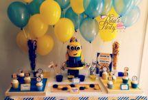 Kids Party / by Jane Fiesta