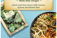 Organic Seed-to-Plate Recipes