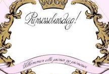 prinsesse