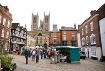 Lincolnshire Farmers Markets