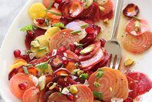 Salads, hot or cold / by Jennifer Derting