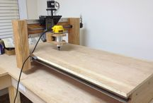 CNC Router and Duplicator