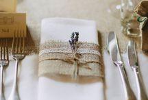 Hochzeit Servietten