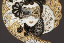 Venizian masks