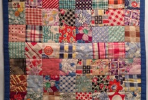 Doll quilt / For the girls