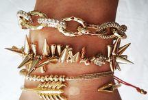 timepiece + bracelet / arm candy stacks / some inspirations